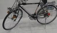 """Cận cảnh xe đạp """"55 tuổi"""" còn nguyên đai nguyên kiện giá hàng trăm triệu đồng"""