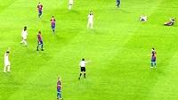 Torres vượt qua Valdes, giúp Chelsea vào chung kết Champions League 2012