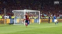 Torres lập công, Tây Ban Nha hạ Italia 4-0 để vô địch Euro 2012