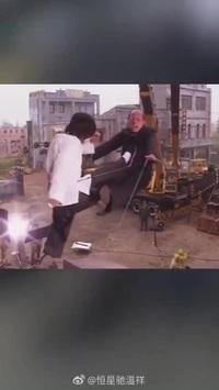 """Những cảnh hậu trường giờ mới tiết lộ của siêu kinh điển """"Tuyệt đỉnh Kungfu"""""""