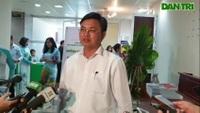 Ông Hoàng Văn Thức- Phó Tổng cục trưởng Tổng cục Môi trường chia sẻ về xử lý rác thải nhựa.