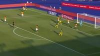 Bờ Biển Ngà đánh bại Nam Phi với tỷ số 1-0 trong ngày đầu ra quân ở bảng D