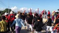 Lễ hội hát mừng Ông Cầu Ngư – Lăng Hải Chữ