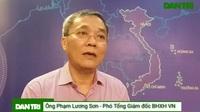 Ông Phạm Lương Sơn - Phó Tổng Giám đốc BHXH VN