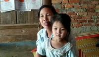 Chị Nguyễn Thị Hiền nghẹn ngào trải lòng về những tháng ngày khó khăn