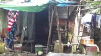 Anh Trần Văn Công bệnh hiểm nghèo, không tiền chữa trị, 2 con thơ có nguy cơ thất học
