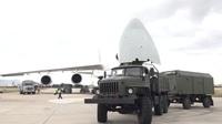 """Cận cảnh lô """"Rồng lửa"""" S-400 đầu tiên Nga chuyển cho Thổ Nhĩ Kỳ"""