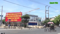 """Phú Yên: Doanh nghiệp từng được """"ưu ái"""" nay """"phớt lờ"""" thông báo dừng thi công của chính quyền"""