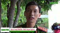 Chỉ huy đơn vị nói về thủ khoa Hồ Quang Vinh