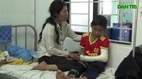Điều tra nghi án bé trai 11 tuổi bị hàng xóm đánh đập trọng thương