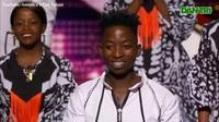 Dàn đồng ca mang cả Châu Phi đến trên sân khấu