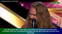 """Người đàn ông Thụy Điển sở hữu diện mạo """"xù xì"""" nhưng giọng hát """"đốn tim"""""""