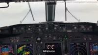 Video máy bay Boeing chở 47 người lao xuống Thái Bình Dương