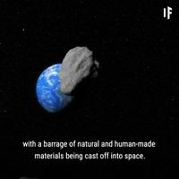 Điều gì sẽ xảy ra nếu Trái Đất bị cắt ra làm đôi?