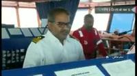 Iran công bố video bên trong tàu chở dầu Anh bị bắt giữ