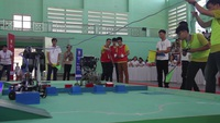 Cuộc thi Sáng tạo robot dành cho học sinh Đà Nẵng