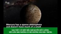 Các hành tinh trong hệ Mặt Trời có… mùi gì?