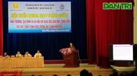 PGS.TS Chu Cẩm Thơ phát biểu về giáo dục đạo đức HS-SV
