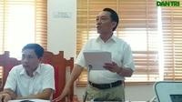Ông Phạm Thanh Tùng - Giám đốc Bảo hiểm xã hội tỉnh Quảnh Bình