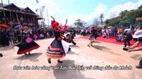 Cận cảnh màn nhảy sạp độc nhất vô nhị tại Việt Nam
