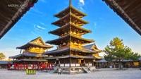 Top 9 những ngôi chùa và đền thờ đẹp nhất Nhật Bản