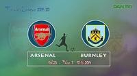 Phong độ, thành tích các cầu thủ Arsenal và Burnley