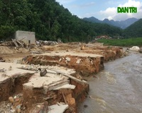 Cả nước có khoảng 100.000 hộ dân nằm trong vùng có nguy cơ sạt lở