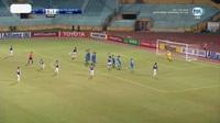 Cú đúp siêu phẩm của Quang Hải vào lưới Altyn Asyr tại AFC Cup 2019