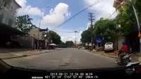 Tai nạn hy hữu vì lái xe không cài dây an toàn