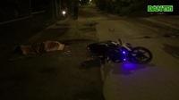 """Người đàn ông đi xe máy sụp """"ổ gà"""" tử vong trong đêm ở Sài Gòn"""