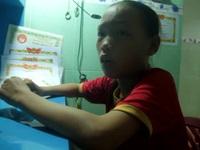 Bình Định: Điều ước của cô học trò 12 năm sống chung với bệnh tan máu bẩm sinh