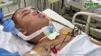 Tình trạng nguy kịch của nam sinh lớp 11 bị ngã xe trên dường đi học về