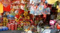 Thị trường đồ chơi Trung thu tại Đà Nẵng: Thiếu những món mới, lạ
