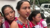 Phụ huynh gần điểm cháy của công ty Rạng Đông muốn học sinh nghỉ học