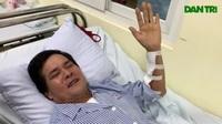 Báo Dân trí tiếp sức 100 triệu đồng đến vợ chồng chị Hạnh