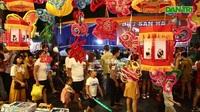 Đi chơi chợ phố cổ đêm rằm trung thu