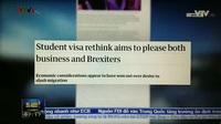 Anh nới lỏng chính sách thị thực cho sinh viên nước ngoài nhằm thu hút nhân tài