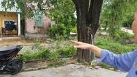 Công trình Bộ Chỉ huy Quân sự tỉnh gây… ngập lụt nhà công vụ cán bộ đường sắt, uy hiếp đường sắt Bắc Nam