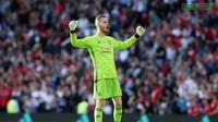 Thống kê trận Man Utd thắng Leicester