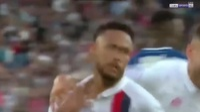 PSG nhọc nhằn đánh bại Strasbourg trên sân nhà nhờ bàn thắng muộn của Neymar