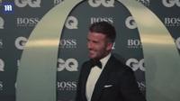 Cả gia đình Beckham cùng tham dự sự kiện mới đây