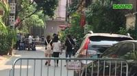 Hà Nội: Hiện trường vụ cuồng sát 2 nữ sinh ở phòng trọ