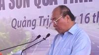 Thủ tướng dự lễ khởi công cao tốc Bắc - Nam