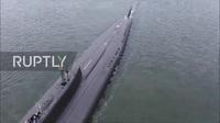 """Video tàu ngầm hạt nhân Nga khai hỏa """"sát thủ diệt hạm"""""""