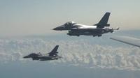 """""""Chim sắt"""" 5 nước NATO dàn hàng đề phòng máy bay ném bom Nga"""