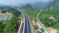 Dự án Cao tốc Bắc Giang - Lạng Sơn hơn 12.000 tỷ đồng sắp thông xe