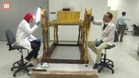Quách của Pharaoh Tutankhamun được đưa ra khỏi hầm mộ để phục chế toàn diện