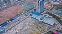 Clip kỹ sư Trung Quốc di chuyển tòa nhà nặng 30.000 tấn khiến dân mạng ngỡ ngàng, thán phục