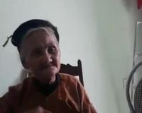 Cụ bà 83 tuổi đến xã xin trả lại sổ hộ nghèo