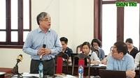 Phó Giáo sư, Tiến sĩ Trần Đình Thiên